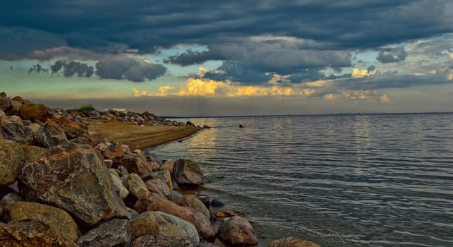 Geography Trivia Question: In which sea is the Gulf of Finland located?