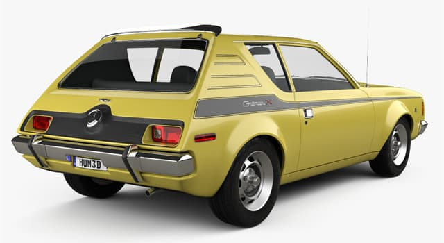 History Trivia Question: In which year did American Motors Corporation introduce the Gremlin?