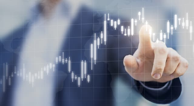History Trivia Question: In which year did the Dow Jones Industrial Average reach the 5,000 barrier for the first time?