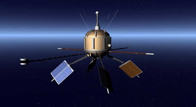 Science Trivia Question: In which year was the first British satellite launched into space?