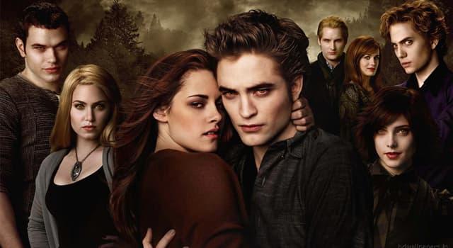 """Filmy Pytanie-Ciekawostka: Jak ma na nazwisko Bella, bohaterka serii powieści pisarki Stephenie Meyer """"Zmierzch""""?"""