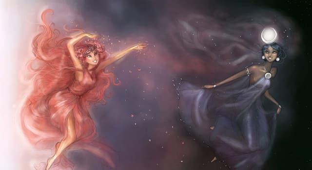Kultura Pytanie-Ciekawostka: Jak miała na imię rzymska bogini świtu?