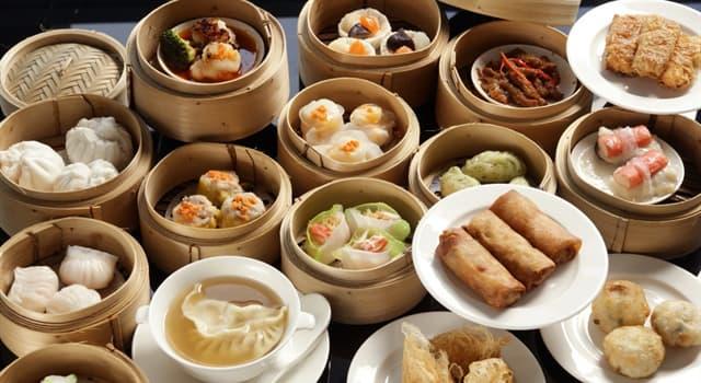 Kultura Pytanie-Ciekawostka: Jak nazywają się w kuchni chińskiej małe porcje jedzenia w małych koszyczkach?