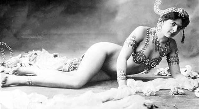 społeczeństwo Pytanie-Ciekawostka: Jakie jest prawdziwe imię Mata Hari?