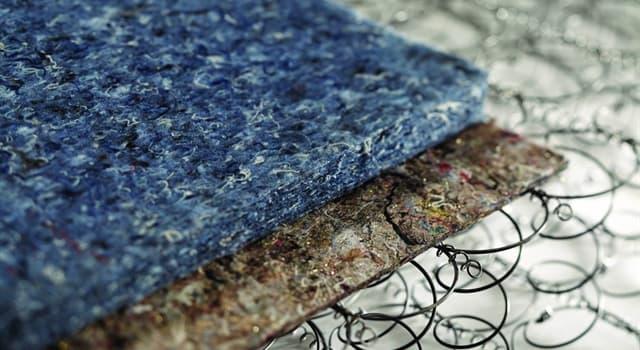 Суспільство Запитання-цікавинка: Як називають щільний нетканий текстильний матеріал з валяного вовни?