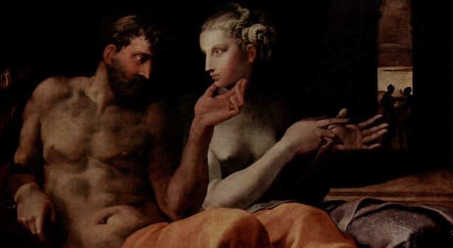 Культура Запитання-цікавинка: Як, згідно давньогрецької міфології, звали дружину Одіссея?