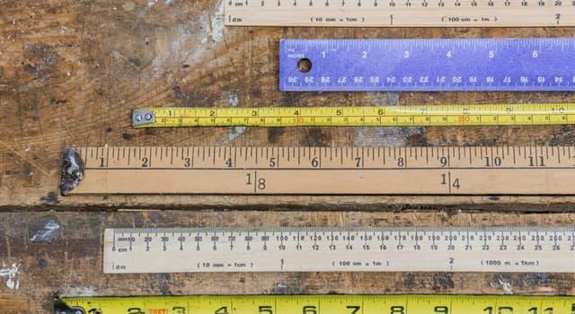 Наука Запитання-цікавинка: Яка одиниця виміру дорівнює 1760 ярдам?