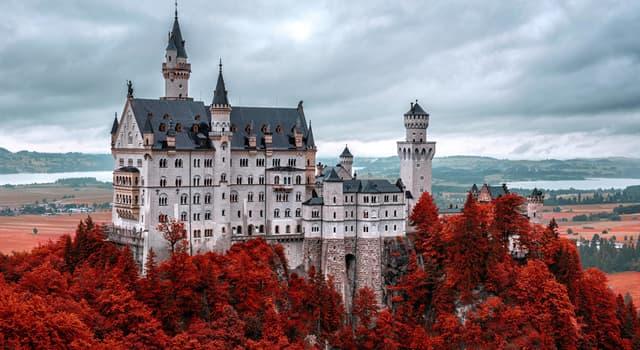 Географія Запитання-цікавинка: Яке місто є столицею Німеччини?