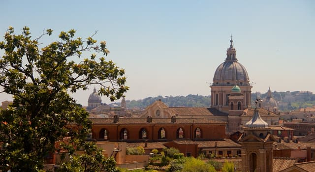 Культура Запитання-цікавинка: Який пагорб не відноситься до семи класичним пагорбах Рима?
