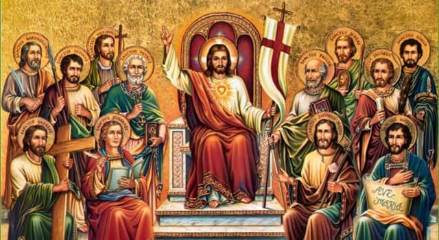 Культура Запитання-цікавинка: Який з дванадцяти апостолів в католицькій церкві вважається першим Папою Римським?