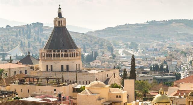 Культура Запитання-цікавинка: Який священний християнське місто є третім за значимістю після Єрусалиму і Віфлеєма?