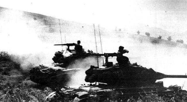 historia Pytanie-Ciekawostka: Kiedy była wojna koreańska?