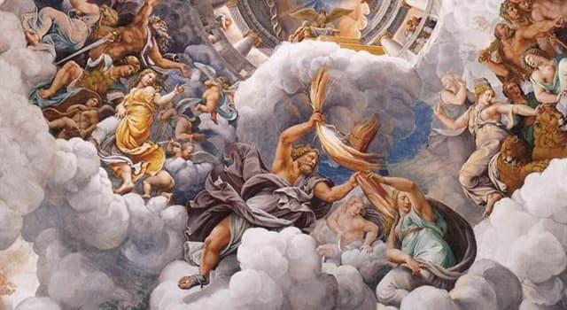 Kultura Pytanie-Ciekawostka: Kto był greckim bogiem czasu?