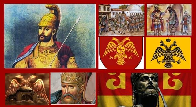 historia Pytanie-Ciekawostka: Kto był ostatnim cesarzem bizantyńskim?