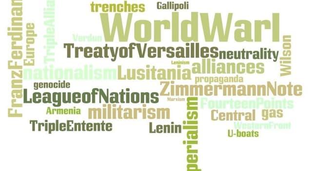 historia Pytanie-Ciekawostka: Kto był przywódcą Niemiec podczas I wojny światowej?