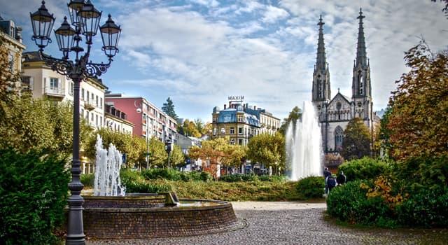 Культура Запитання-цікавинка: Хто нерідко приїжджав в Баден-Баден в період створення своїх кращих творів?