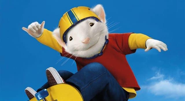 """Filmy Pytanie-Ciekawostka: Kto podkłada głos myszy z filmu """"Stuart Malutki""""?"""