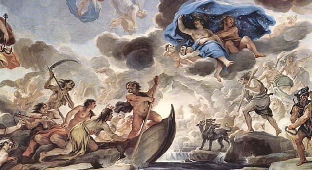 Культура Запитання-цікавинка: Хто, згідно давньогрецької міфології, був сином Дедала і рабині Навкрати?