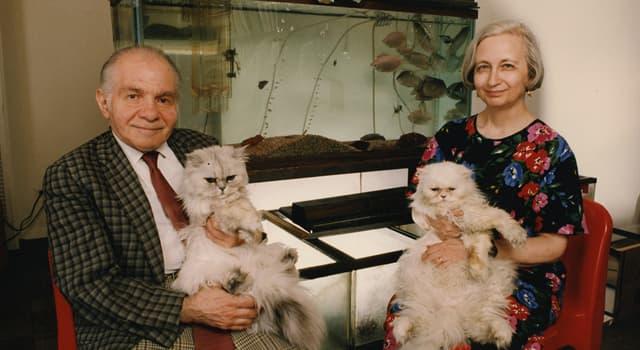 Суспільство Запитання-цікавинка: Хто такі Герберт і Дороті Фогель?