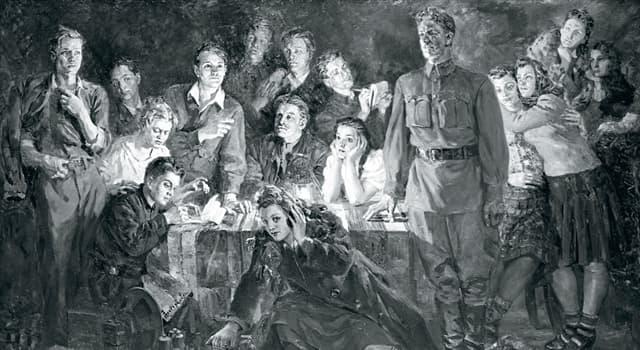 Культура Запитання-цікавинка: Хто є автором роману «Молода гвардія»?