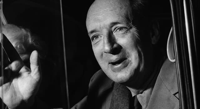 Kultura Pytanie-Ciekawostka: Która powieść Vladimira Nabokova cieszy się największą popularnością?