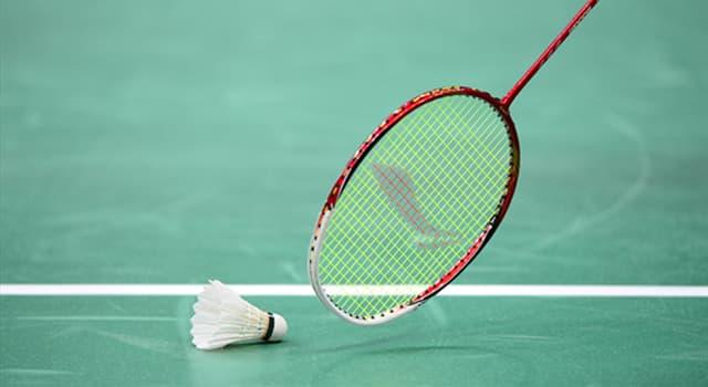 sport Pytanie-Ciekawostka: Który kraj wygrał wszystkie pięć tytułów w  badmintona w Londynie, w czasie olimpiady w 2012 roku?