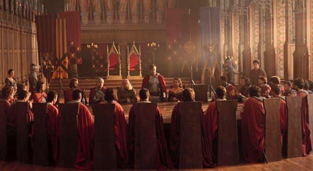 Kultura Pytanie-Ciekawostka: Który rycerz - według arturiańskiej legendy - jest synem Lancelota i Elainy z Corbenic?