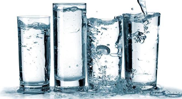nauka Pytanie-Ciekawostka: Który z nich jest powszechnym składnikiem kwaśnej wody?