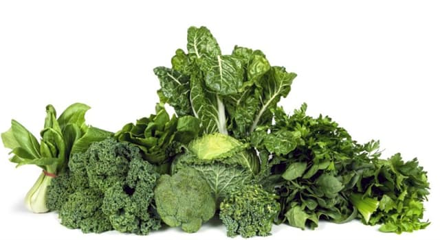 natura Pytanie-Ciekawostka: Który z nich nie jest warzywem liściastym?