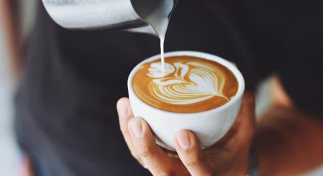 Kultura Pytanie-Ciekawostka: Który z tych napojów nie zawiera kofeiny?