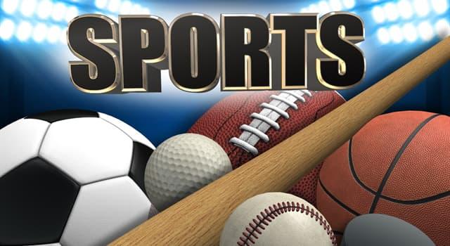 Sport Wissensfrage: Welchen Sport betreibt Gao Ning?