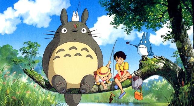 Фільми та серіали Запитання-цікавинка: «Мій сусід Тоторо» - повнометражний аніме-фільм. А хто такий Тоторо?
