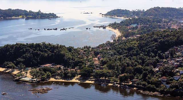 Gesellschaft Wissensfrage: Paqueta Island, Guanabara Bay, Rio de Janeiro, hat einen Schritt in die Vergangenheit gemacht. Wie?