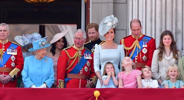 Gesellschaft Wissensfrage: Prinz Henry von Wales, der am 15. September 1984 geboren wurde, ist unter welchem Namen bekannt?