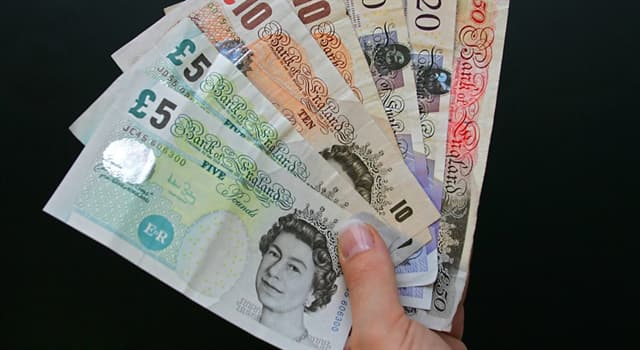 Culture Trivia Question: Prior to 2001 (excluding monarchs) who was the only female to appear on UK currency?