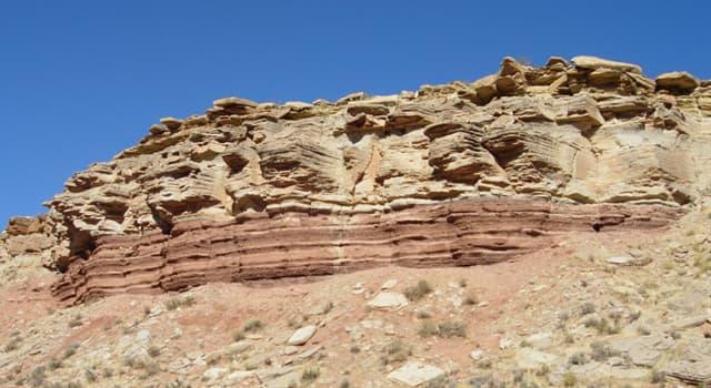 Wissenschaft Wissensfrage: Sandstein, Kalkstein und Kreide gehören zu welcher Klassifizierung von Gestein?