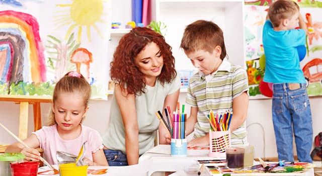 """Kultura Pytanie-Ciekawostka: Skąd pochodzi słowo """"Kindergarten""""?"""