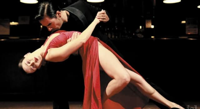 History Trivia Question: As a dance, the tango originated in which South American city?