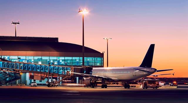 Географія Запитання-цікавинка: В якому місті знаходиться аеропорт Орлі?