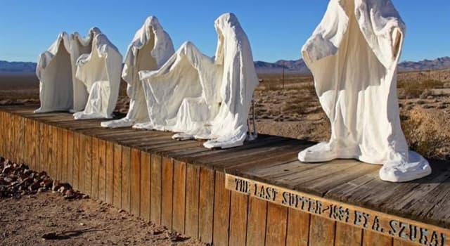 Культура Запитання-цікавинка: В якому парку США встановлена композиція привидів, створена за мотивами знаменитої фрески?