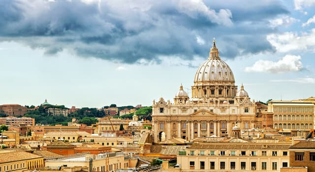 Kultura Pytanie-Ciekawostka: W którym z wymienionych państw, znajduje się największy kościół?