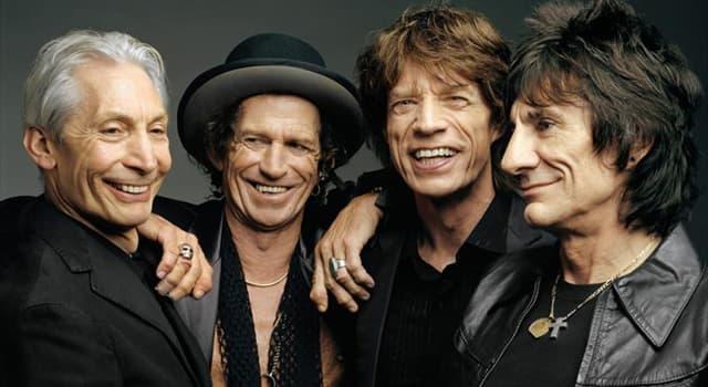 Kultur Wissensfrage: Wann wurden die Rolling Stones gegründet?