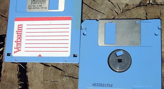 Geschichte Wissensfrage: Wann wurden Disketten entwickelt?