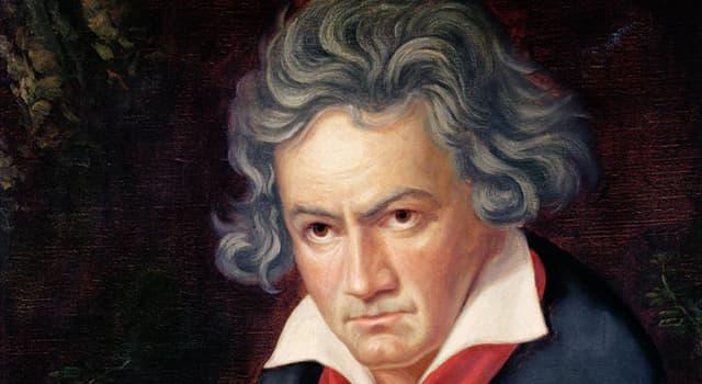 Kultur Wissensfrage: Was war Beethovens einzige Oper?