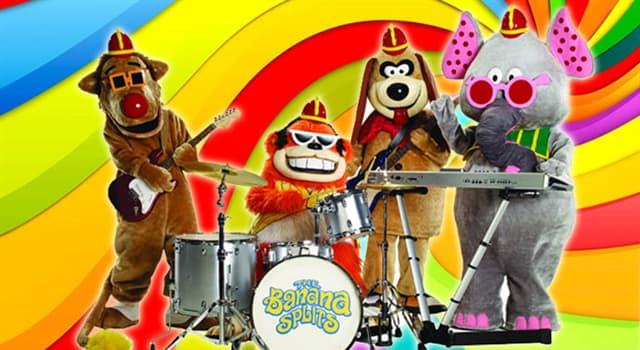 """Film & Fernsehen Wissensfrage: Welche Art von Tier war Snorky aus der Fernsehsendung """"The Banana Splits""""?"""