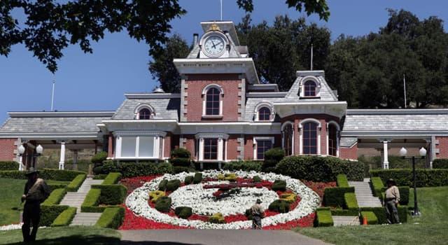Gesellschaft Wissensfrage: Welche Berühmtheit heiratete 1991 auf Michael Jacksons Neverland Ranch?