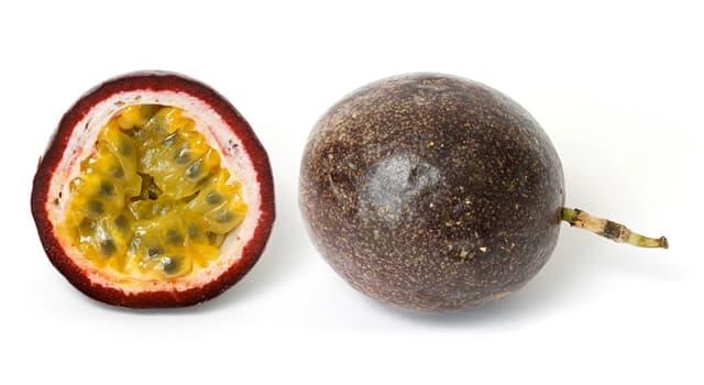 Natur Wissensfrage: Welche Frucht ist auf dem Bild dargestellt?