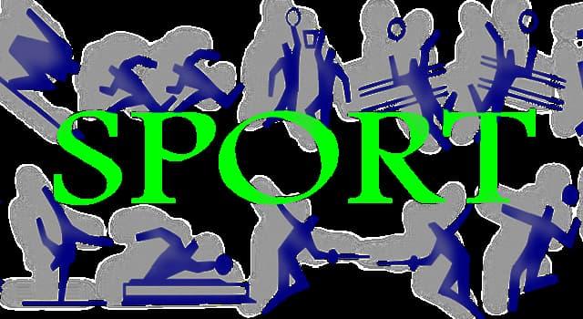 Sport Wissensfrage: Welchen Sport betreut die Organisation Fédération Internationale d'Escrime?