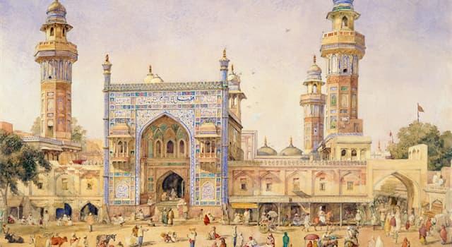 Geschichte Wissensfrage: Welcher davon war ein Mogul-König?