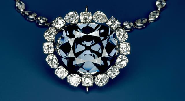 Kultur Wissensfrage: Welcher Diamant ist auf dem Bild zu sehen?
